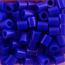 cheap Beads & Beading-Approx 500PCS/Bag 5MM Blue Fuse Beads Hama Beads DIY Jigsaw EVA Material Safty for Kids Craft