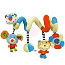 رخيصةأون أغطية أيفون-babyfans ل™ الطفل نمط الحيوان لطيف أفخم خشخيشات التسكع في اللعب السرير