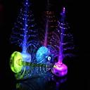 baratos Luminárias Inovadoras de LED-luz de flash da festa levou a luz de noite de alta qualidade da árvore