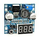 """preiswerte Transistoren-LM2596 DC-DC-Buck-Modul w / 3-stellige 0,45 """"digitale Bildröhre"""