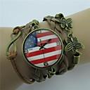 preiswerte Armbänder-Damen Wickelarmbänder Lederarmbänder - Leder Armbänder Für Party Alltag Normal