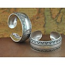 hesapli Kolyeler-Kadın's Halhallar - Bilezikler Gümüş Uyumluluk Yılbaşı Hediyeleri Düğün Parti