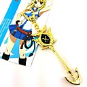 preiswerte Anime Cosplay-Schmuck Inspiriert von Fairy Tail Cosplay Anime Cosplay Accessoires Halsketten Aleación Damen heiß