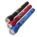 hesapli Fenerler-LED Fenerler LED 300lm 1 Işıtma Modu Zoomable / Kaymaz Tutacak Günlük Kullanım / Çok Fonksiyonlu / Çalışma Siyah / Kırmzı / Mavi