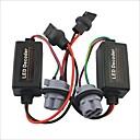 preiswerte HID Leuchte Ausrüstungen-Auto 7440 t20 LED-Licht Warnung Canceller Lastwiderstand Decoder - 2St