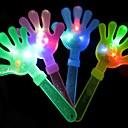 ieftine Rechizite Petrecere-toonykelly decorative colorate consumabile partid mână ușoară bate mitb dus (1 buc) (de culoare pe aleatorii)