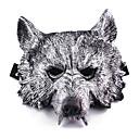 preiswerte Geschenke-Halloween-Masken Masken Wolfskopf Zum Gruseln Kunststoff 1pcs Stücke Mädchen Erwachsene Geschenk