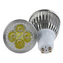 hesapli Yüzükler-5 W 180-210 lm GU10 LED Spot Işıkları 5 LED Boncuklar Yüksek Güçlü LED Sıcak Beyaz / Serin Beyaz 85-265 V / 1 parça / RoHs