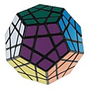 cheap Magnet Toys-Magic Cube IQ Cube Shengshou Megaminx 4*4*4 Smooth Speed Cube Magic Cube Puzzle Cube Professional Level Speed Classic & Timeless Kid's Children's Toy Boys' Girls' Gift
