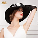 hesapli Saç Takıları-Kadın Yün Başlık-Özel Anlar Şapkalar
