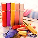 tanie Makijaż i pielęgnacja paznokci-Butelki kosmetyczne Przechowywanie kosmetyków Plastikowy Jendolity kolor Kwadratowy