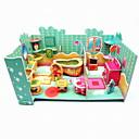 ieftine Bijuterii de Corp-moda puzzle muncă DIY eps 3D din carton mână pentru copii