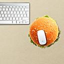 hesapli Mac Stickerlar-hamburger tasarımı dekoratif fare yastığı mac cilt çıkartmaları mac aksesuarları
