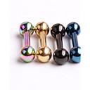 Χαμηλού Κόστους Piercing τράγου αυτιών-Piercing αυτιών - Ανοξείδωτο Ατσάλι Μοναδικό, Μοντέρνα Γυναικεία Κοσμήματα Σώματος Για Καθημερινά / Causal