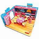 preiswerte Puzzles-Mode DIY 3D eps Karton Handwerk Puzzle für Kinder