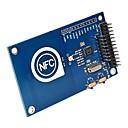 hesapli Konnektörler ve Terminaller-Ahududu pasta kurulu nfc kart okuyucu modülü ile uyumlu arduino 13.56MHz pn532 için