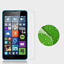 hesapli HTC İçin Ekran Koruyucuları-Ekran Koruyucu Microsoft için PET 1 parça Ultra İnce