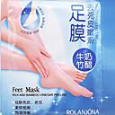 tanie Makijaż i pielęgnacja paznokci-Maska stóp złuszczający martwy naskórek wysokiej wydajności produktów spa skóry usuwania Scholl sosu stóp 1pair