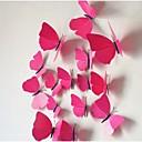 levne Ozdobné nálepky-Zvířata Samolepky na zeď 3D samolepky na zeď Ozdobné samolepky na zeď Samolepky na ledničku, Vinyl Home dekorace Lepicí obraz na stěnu