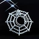 hesapli Bilezikler-Meme Ucu Piercingleri Kadın's Gümüş Vücut Mücevheri Uyumluluk Günlük
