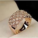 ieftine Inele-Pentru femei Aliaj Inel de declarație - Modă Argintiu / Auriu Inel Pentru Nuntă / Petrecere / Zilnic