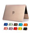 hesapli MacBook Kılıfları, Çantaları ve  Kapları-MacBook Kılıf Solid Plastik için Macbook