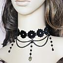 ieftine Bijuterii Lolita-Fete Gothic Lolita Rochii Bijuterii Lănțișor Dantelă Lolita Accesorii / Lolita Stil Gotic