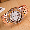 cheap Women's Watches-Women's Wrist Watch Quartz Alloy Band Analog Ladies Charm Fashion Silver Golden Rose Gold One Year Battery Life / SSUO LR626