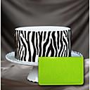 preiswerte Ohrringe-Kuchen dekorieren Form 3d Kuchen Schablonensilikonzebrahaut Form für Fondant Schokolade Kuchen und Künste& Kunsthandwerk