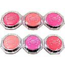 abordables Maquillaje y manicura-6 Coloretes Seco Polvo Otro Rostro