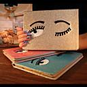 hesapli iPad Kılıfları/Kapakları-Pouzdro Uyumluluk iPad Mini 3/2/1 Satandlı Oto Uyu / Uyan Tam Kaplama Kılıf Karton PU Deri için iPad Mini 3/2/1