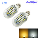 cheap LED Corn Lights-YouOKLight 6W 450-500 lm E26/E27 LED Corn Lights T 90 leds SMD 3528 Decorative Warm White Cold White DC 12V