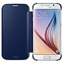 ieftine Accesorii Fitness-Maska Pentru Samsung Galaxy S7 edge / S7 / S6 edge plus Placare Carcasă Telefon Mată PC
