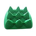 hesapli Fırın Araçları ve Gereçleri-Bakeware araçları Plastik Kendin-Yap Kek Pasta Kalıpları 1pc
