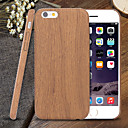 cheap iPhone Cases-Case For iPhone 5 / Apple iPhone 5 Case Ultra-thin / Pattern Back Cover Wood Grain Soft TPU for iPhone SE / 5s / iPhone 5