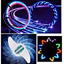 cheap Bike Lights-Wheel Lights / Bike Spoke Light LED - Cycling Color-Changing CR2032 90 lm Battery Cycling / Bike / Driving / Motocycle