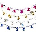 hesapli Temizlik Malzemeleri-Tatil Süslemeleri Tatiller & Karşılama Süs Ağaçları Parti / Noel Kırmzı / Mavi / Koyu Pembe 1pc