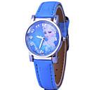 preiswerte Damenuhren-Modeuhr Quartz PU Band Analog Blau / Rosa - Blau Rosa