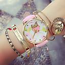 Buy Women's Circular Quartz Fashion Wrist Watch Owl (Assorted Colors) Cool Watches Unique