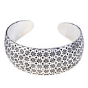cheap Women's Watches-Women's Cuff Bracelet - Silver Plated Open Bracelet Silver For Party / Daily / Casual