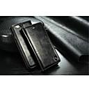 baratos Capinhas para iPhone-Capinha Para Apple iPhone X iPhone 8 iPhone 6 iPhone 6 Plus iPhone 7 Plus iPhone 7 Porta-Cartão Com Suporte Capa Proteção Completa Côr