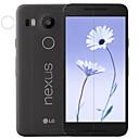 preiswerte Bildschirm Schutzfolien für LG-Displayschutzfolie für LG LG Nexus 5X PET 1 Stück Ultra dünn