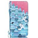 رخيصةأون المكياج & العناية بالأظافر-غطاء من أجل iTouch 5/6 محفظة / حامل البطاقات / مع حامل غطاء كامل للجسم قاسي