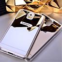 Funda Para Samsung Galaxy Samsung Galaxy Note Espejo Funda Trasera Color sólido Acrílico para Note 5 Note 4 Note 3