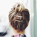 economico Gioielli per capelli-Per donna Floreale, Elegante Molletta - Lega / Forcine per capelli / Forcine per capelli