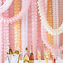 hesapli Mendil ve Parça Kağıtlar-Eşsiz Düğün Dekorları Çevre Dostu Malzeme Düğün Süslemeleri Noel / Yıldönümü / Doğumgünü Kumsal Teması / Bahçe Teması / Peri Masalı Teması Bahar / Yaz / Sonbahar