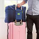 hesapli Fenerler-Seyahat Çantası Seyahat Bagaj Organizatörü Su Geçirmez Taşınabilir Toz Geçirmez Katlanabilir Dayanıklı Seyahat Depolama için Çamaşırlar
