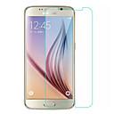 economico Custodie / cover per Galaxy serie S-proteggi schermo antiscivolo Samsung Galaxy per s7 vetro temperato protezione dello schermo anteriore anti impronte digitali