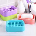 preiswerte Badezimmer Gadgets-Seifenablage WC Plastik Öko freundlich