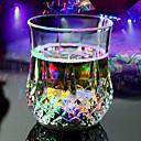 abordables Botellas de Agua-Vidrio Vajilla de Uso Habitual Novedad en Vajillas Botellas de Agua Tés y bebidas Decoración Regalo novia 2 Marrón Café Té Agua Jugo Vasos